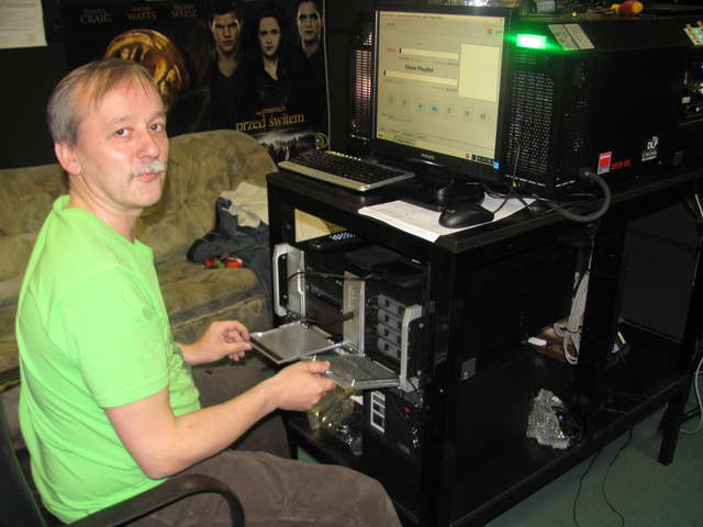Rewolucja cyfrowa w braniewskim kinie