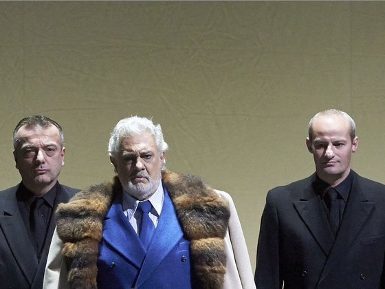 Nabucco Vienna City Opera