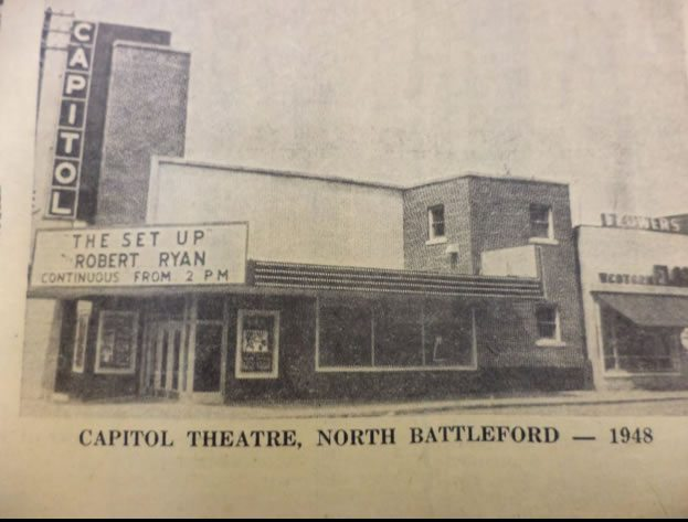 Battleford Capitol Theatre