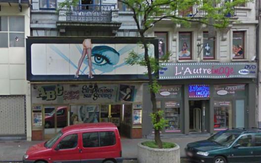 ABC Brussels porn cinema