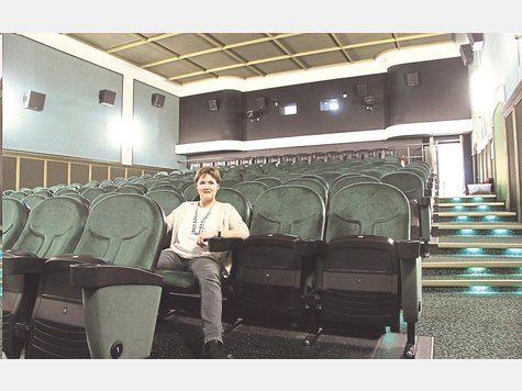 Small German cinema