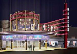 Marcus Cinema Palace Theatre Sun Prairie
