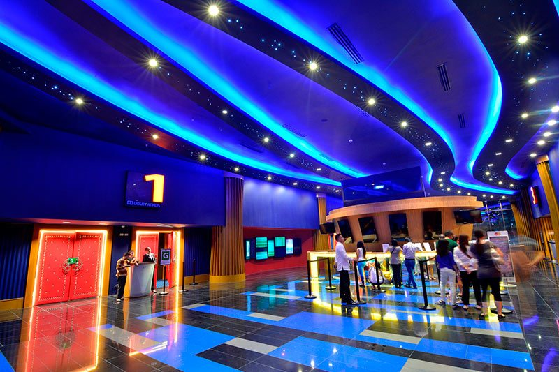 Philippines 4DX cinema