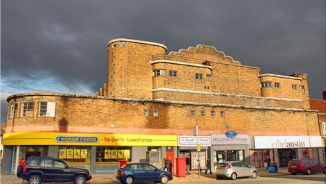 Curzon Theatre Old Swan