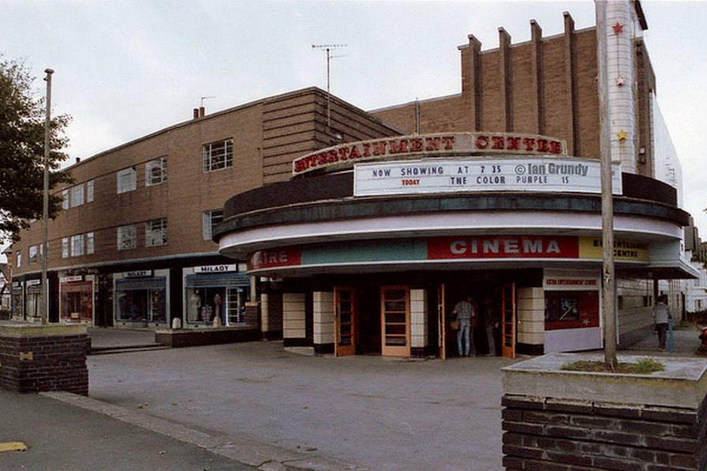 Colwynbat Odeon Ian Grundy
