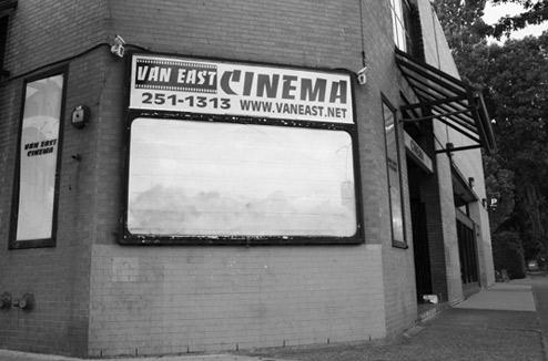 Van East Cinema condo