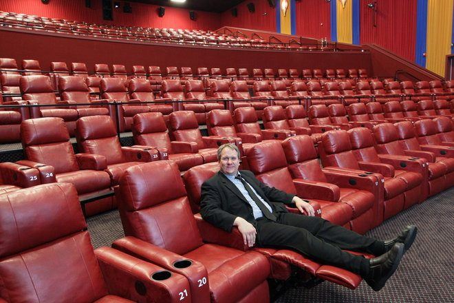 Marcus Cinema DreamLounger
