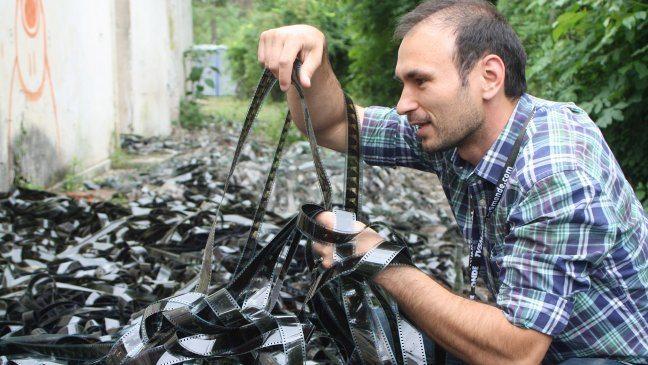 Romania film rubbish