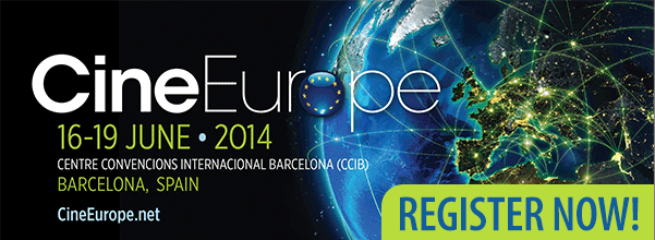 CineEurope 2014