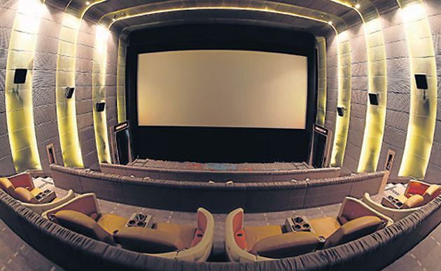 Bangkok Embassy cinema