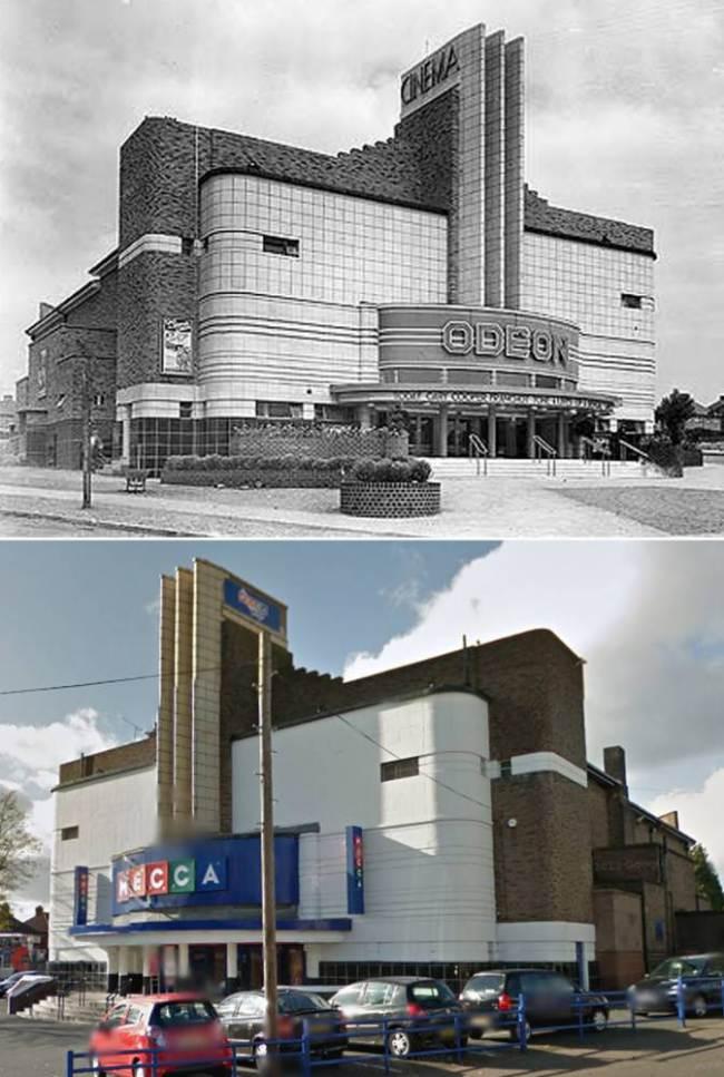 Odeon Mecca Birmingham
