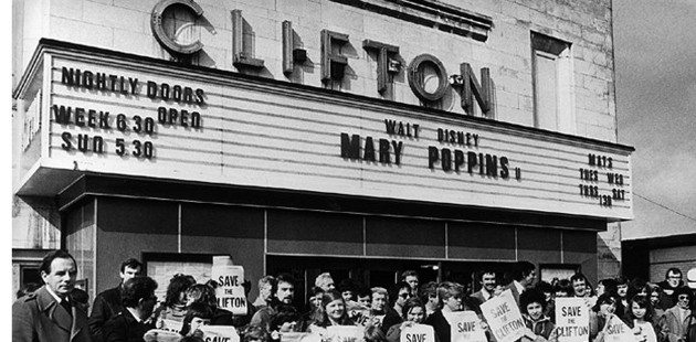 Clifton Cinema Wellington