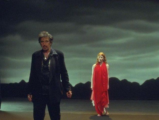 Al Pacino Wilde Salome
