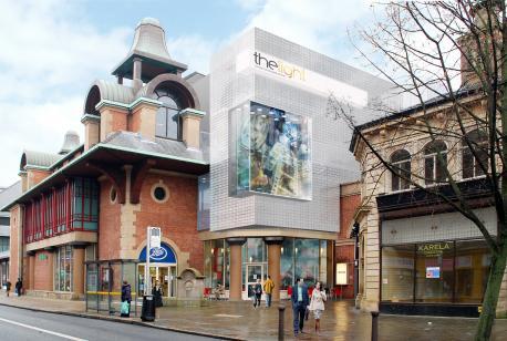Bolton the MArket Place Cinema