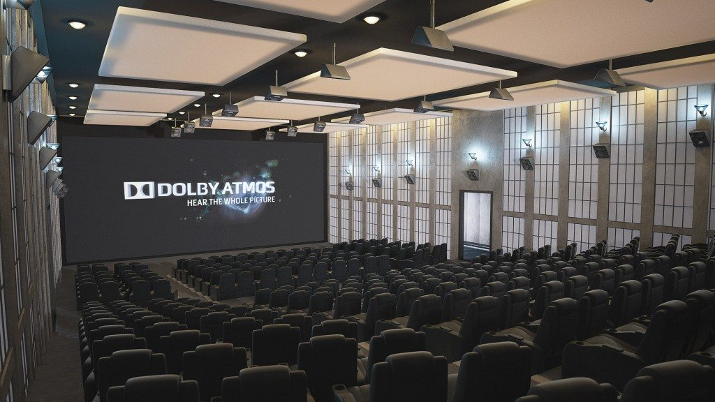 Dolby Atmos australia