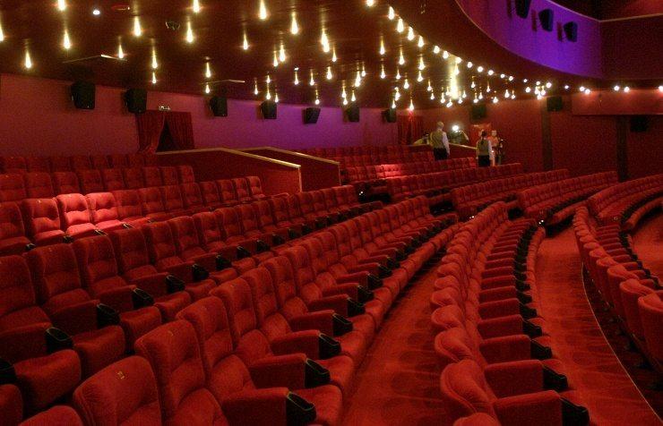 Moscow Kino Kosmos