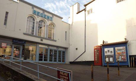 Regent Lyme Regis cinema
