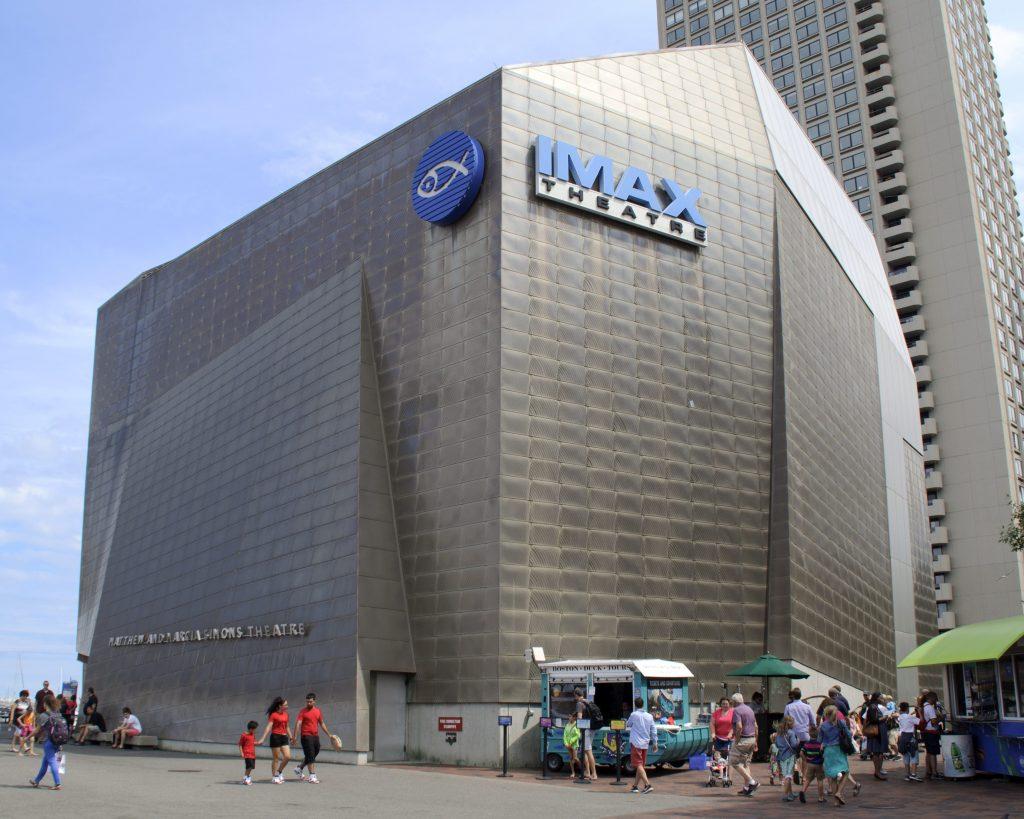 New England Aquarium IMAX Discount Tickets - Trusted Tours