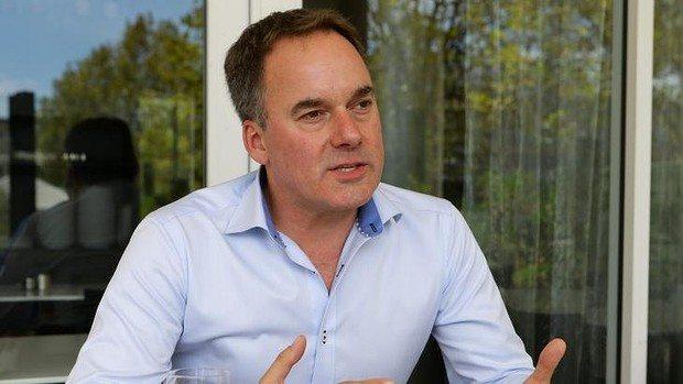 Screen Australia chief executive Graeme Mason
