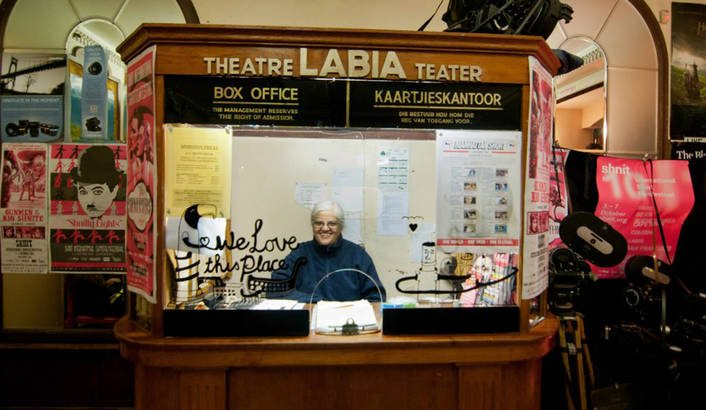 Labia Cinema Cape Town
