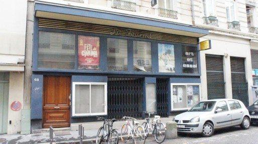 Fourmi cinema Lyon