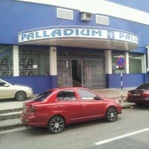 Palladium cinema trinidad and tobago