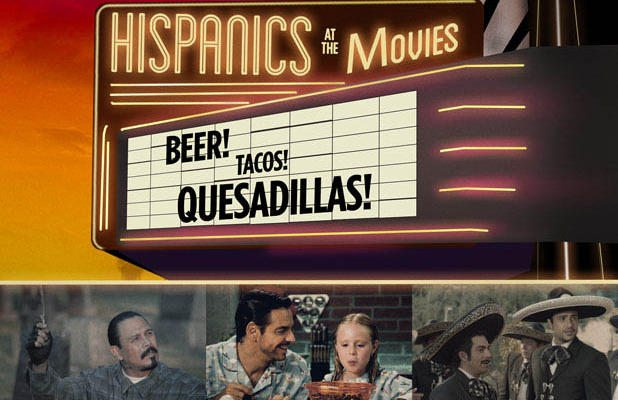 Latino cinema concessions