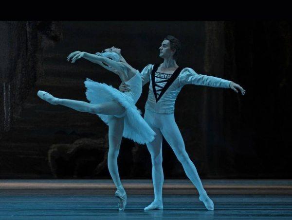 Bolshoi ballet HD