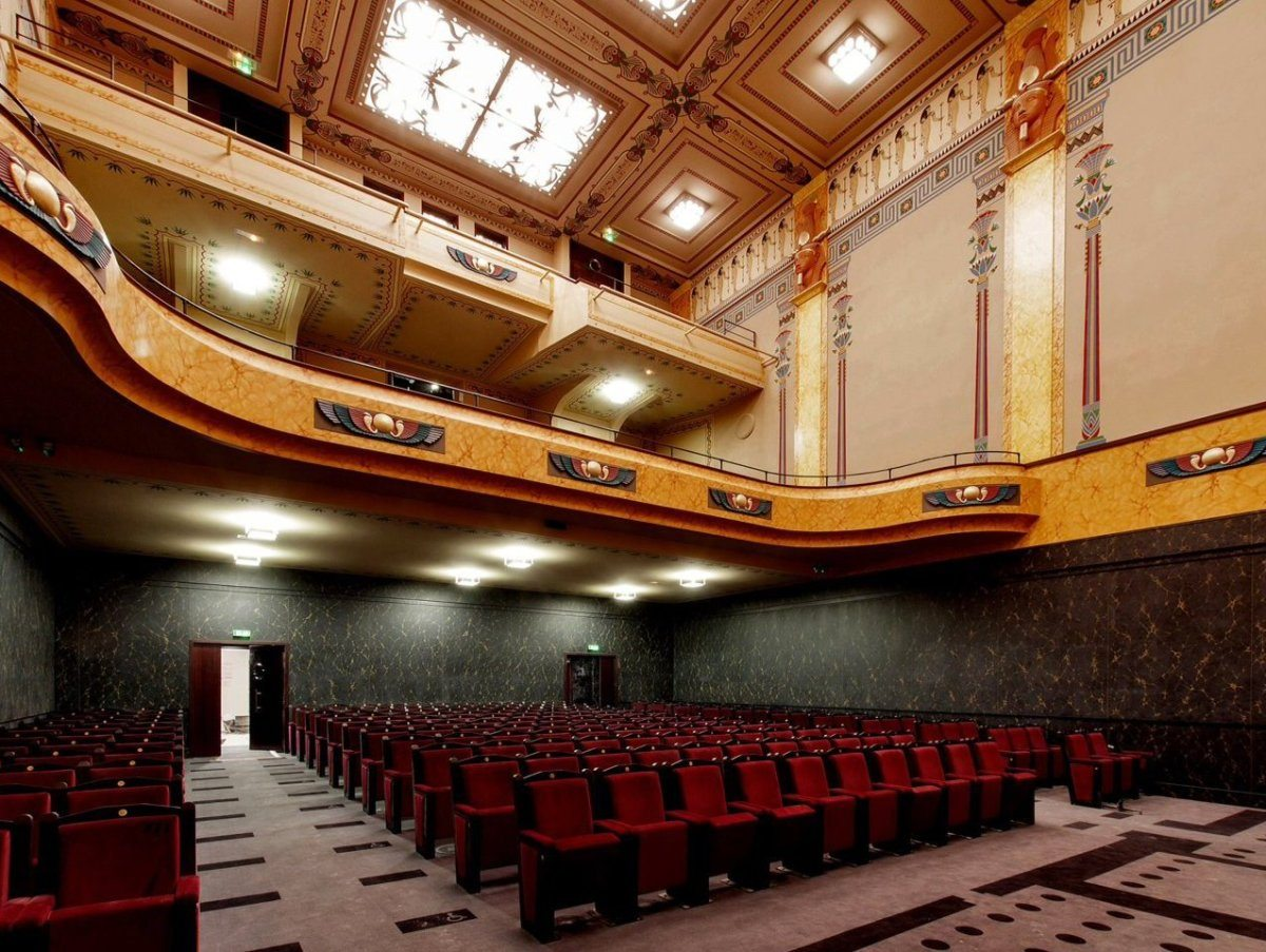 Le Louxor Paris cinema