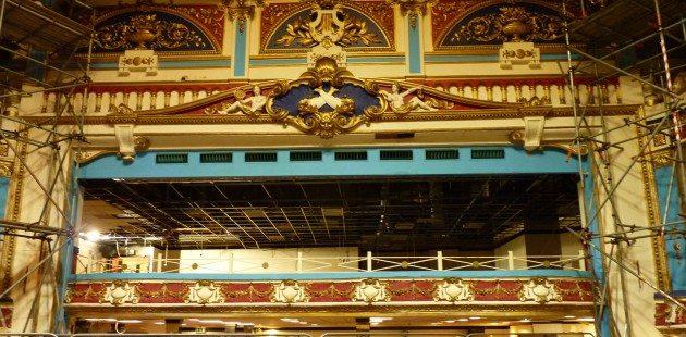 Brighton Hippodrome interior