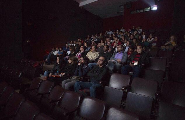 Zawya Cinema In Downtown Cairo