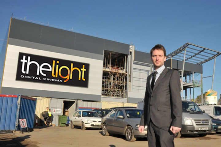 Phil Dove of Light Cinemas