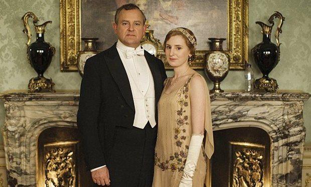 Downton Abbey season 5 bottle