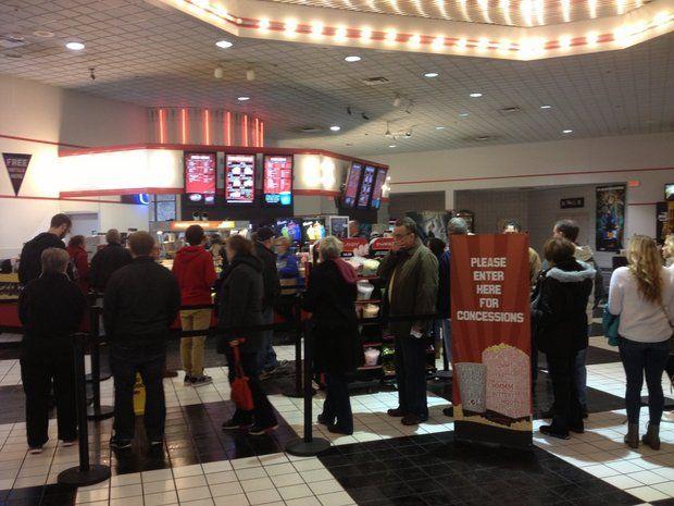 Cinema Carousel Muskoge