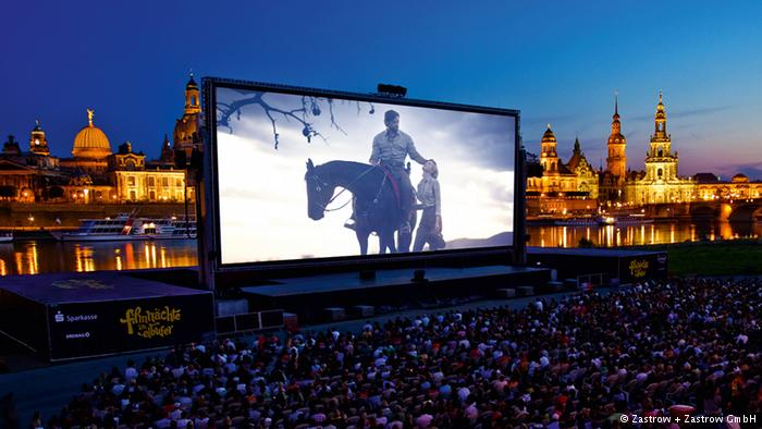 Germany outdoor cinemas