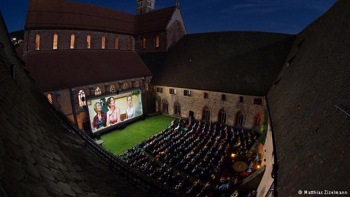 Germany outdoor cinema