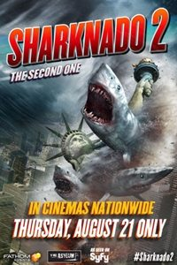Sharknado 2 cinema