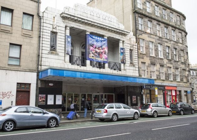 Odeon Clark St Edinburgh