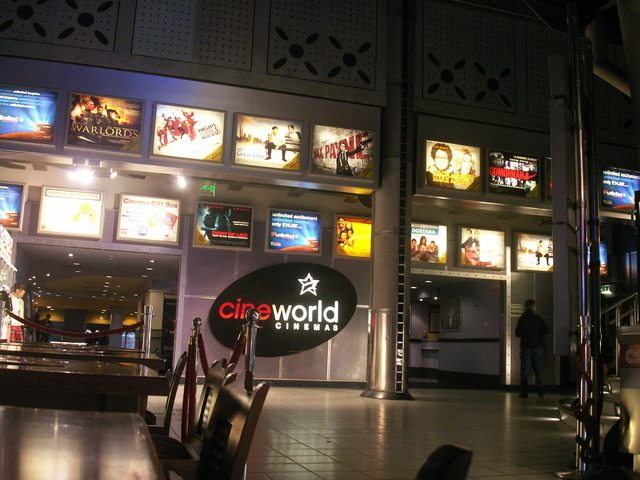 Cineworld Trocadero