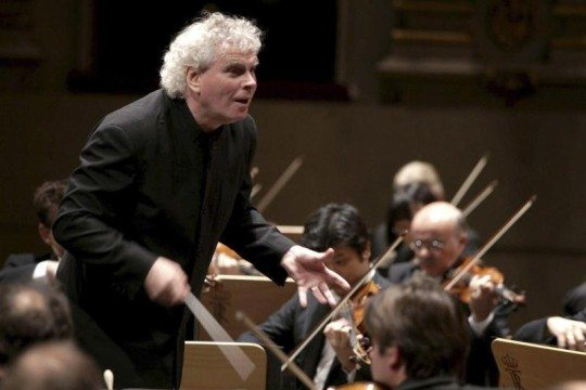 Sir Simon Rattle Berlin