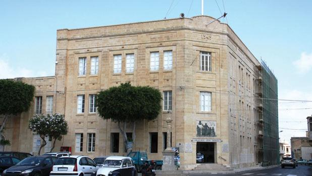 Don Bosco cinema Gozo