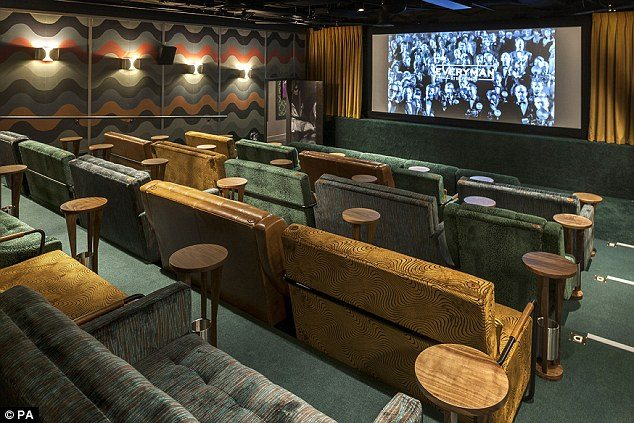 Selfridge cinema