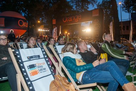 Orange Summer Cinema 7th Poland