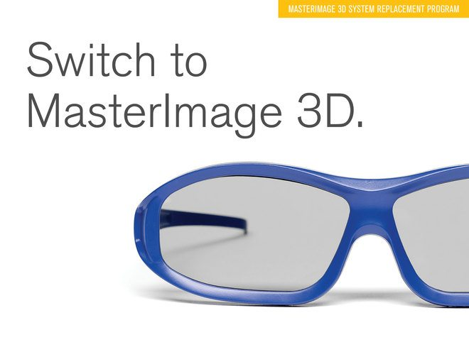 Switch to MasterImage