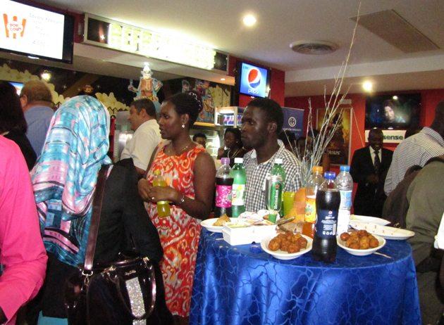 Uganda UTL cinema