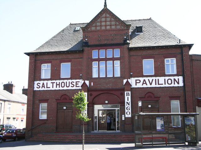 Salthouse Pavillion