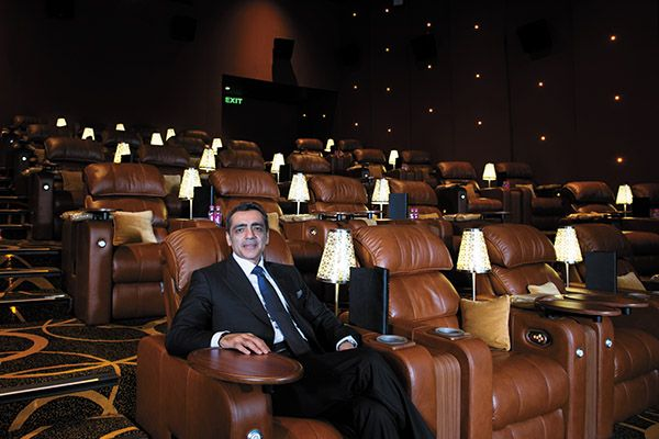 PVR Gold Class Ajay Bijli