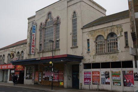 EMD cinema Walthamstow London