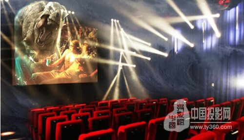 TY360 China cinema