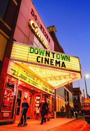 Micon Downtown Cinema